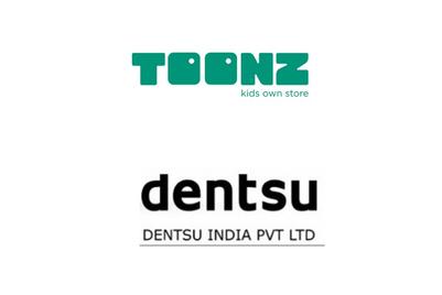 Toonz Retail appints Dentsu India to handle creative mandate