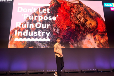 Spikes Asia 2019: 'Ill-conceived purpose campaigns are ruining the industry'