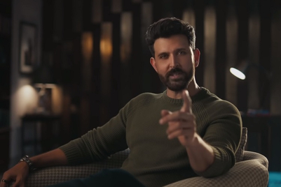 Treeview takes the comical route, avoids excuses for mistakes with Hrithik Roshan