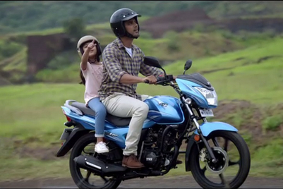 TVS Victor takes wing with heartwarming tale, brings on the smiles