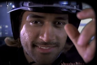 TVS collates old MS Dhoni films to wish him on his birthday