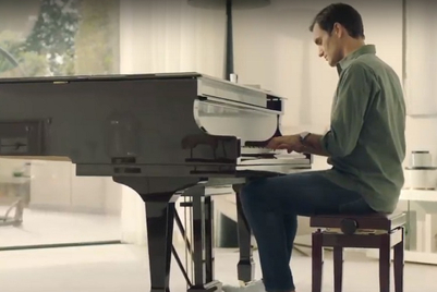 Roger Federer talks comfort in Uniqlo campaign