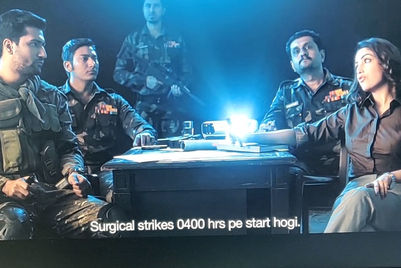 Weekend Watch: Uri's surgical strike on torrents