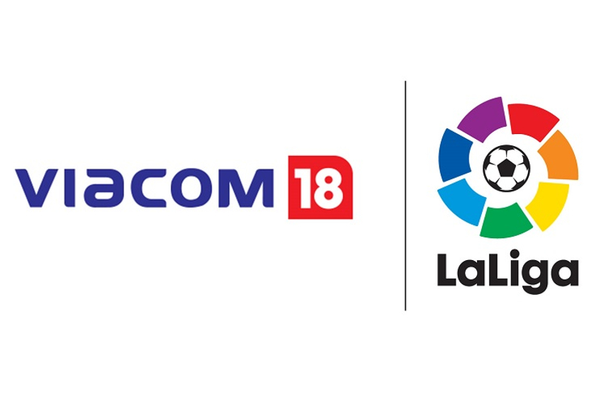 Viacom18 bags LaLiga's TV and digital broadcast rights in India
