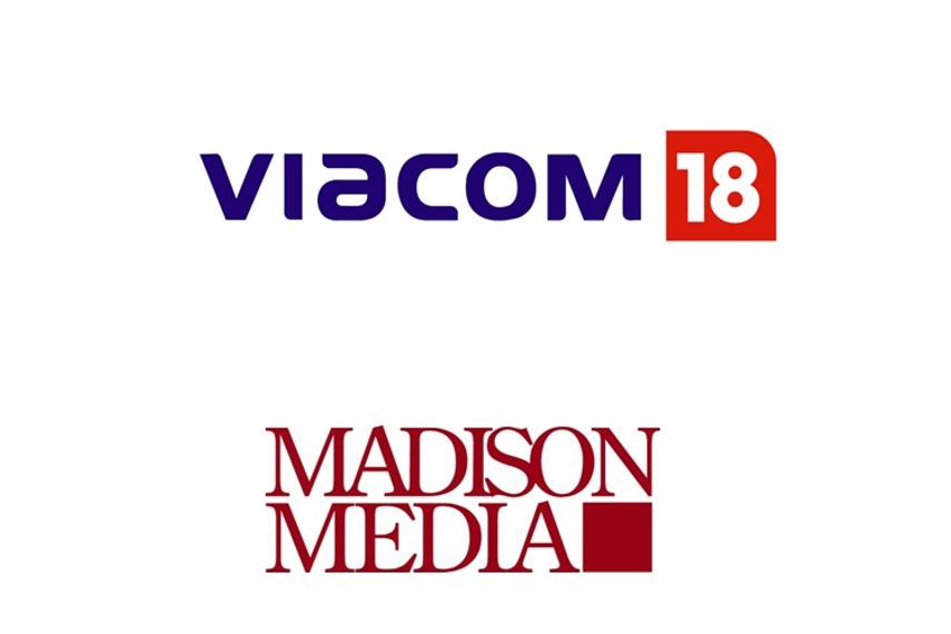 Madison Media bags Viacom18's media duties