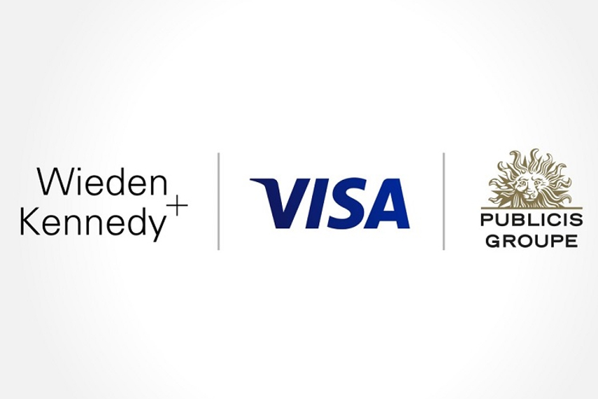 Visa picks Wieden + Kennedy for creative, Publicis Groupe for production