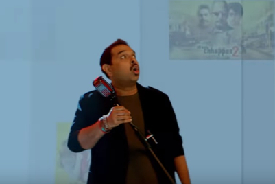 Shankar Mahadevan goes breathless again, this time for Vodafone Play