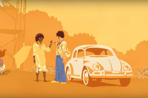 Volkswagen Beetle celebrates