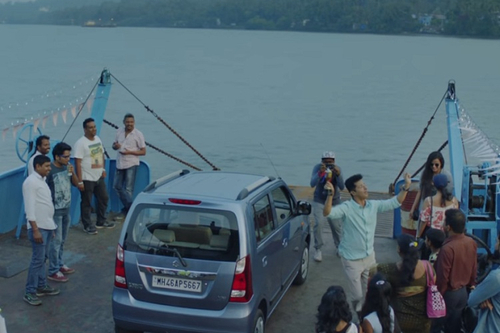 WagonR drives home a point to 'make everyday great'