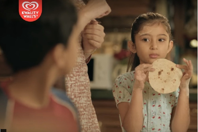 Kwality Walls ad comes under fire for typecasting girl