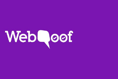 Webqoof's battle against fake news gets a shot in the arm