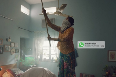 WhatsApp takes on 'fake news' with first television campaign