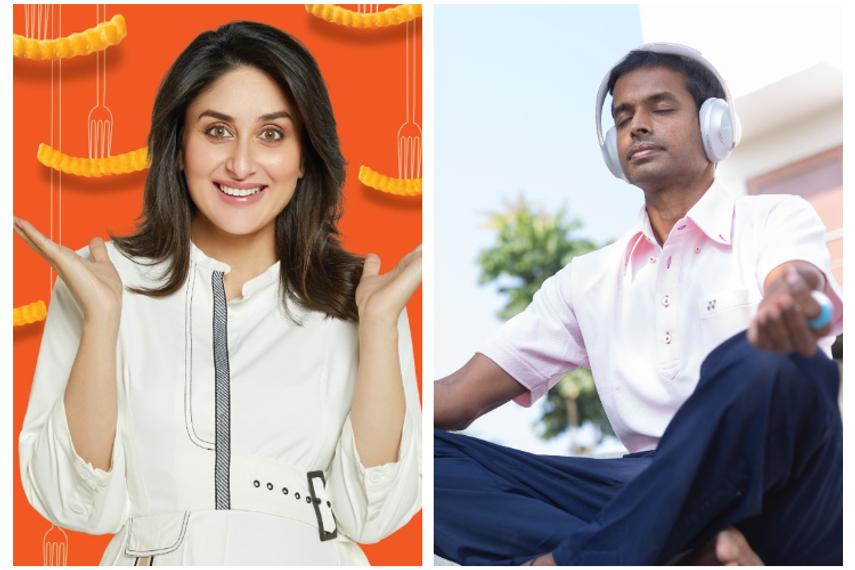 Kareena Kapoor (left) has been appointed brand ambassador Tirupati Cooking Oil while Pullela Gopichand designed a meditation series for sports athletes