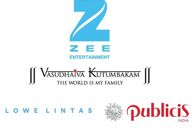 ZEEL splits creative duties between Lowe Lintas and Publicis