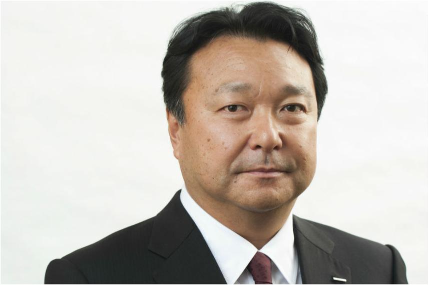 山本敏博氏