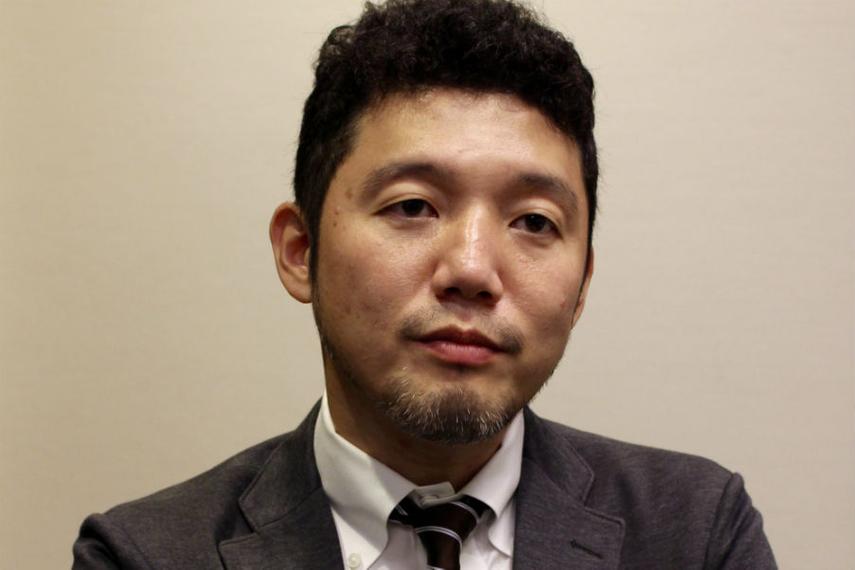 本松慎二郎氏