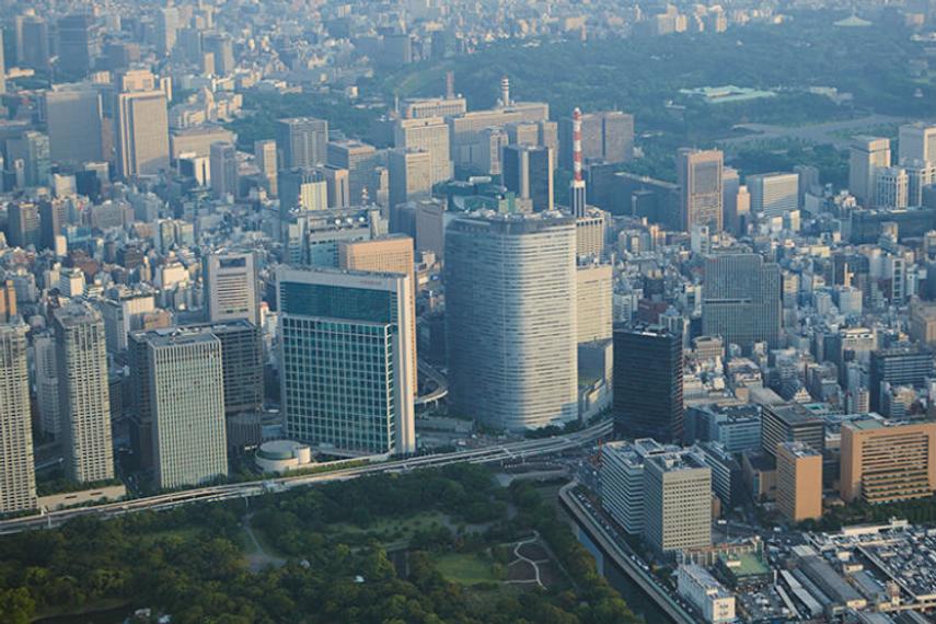 電通本社(東京都港区)(画像:Dentsu.com)