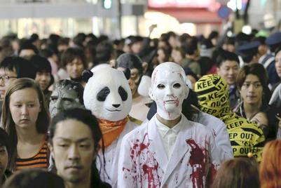 検索ワードから読み解く、日本のハロウィン