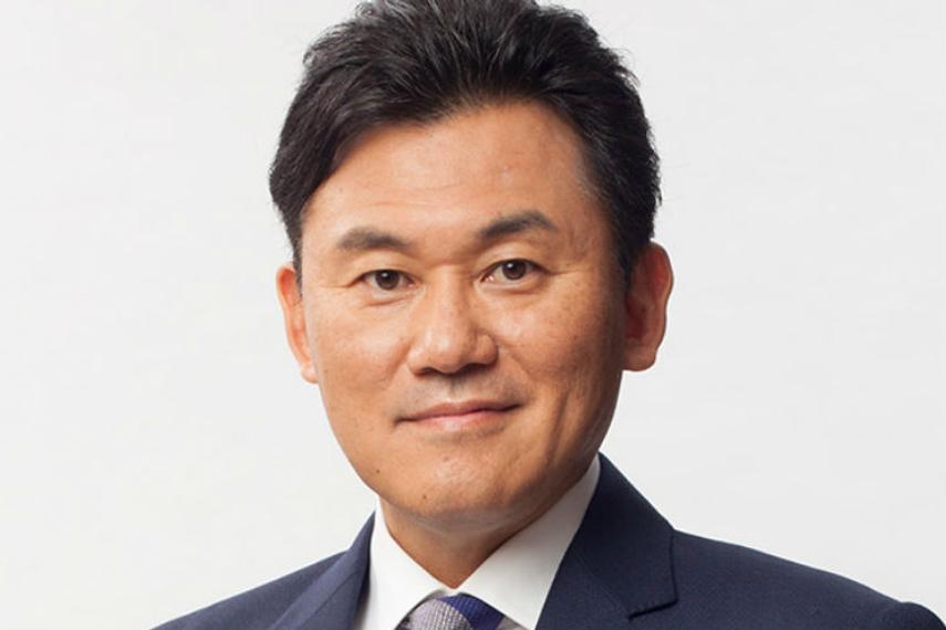 楽天の創業者で、代表取締役会長兼社長の三木谷浩史氏