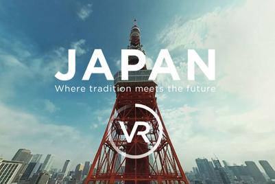 テクノロジーで、観光誘致動画にさらなるリアリティーを