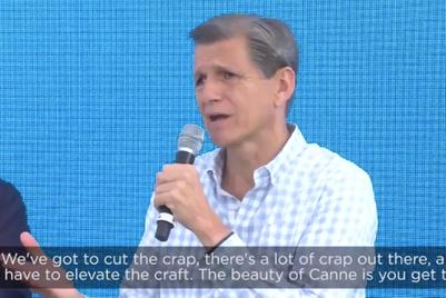 カンヌでのマーケター達の声 「業界はつべこべ言うのを止めて」