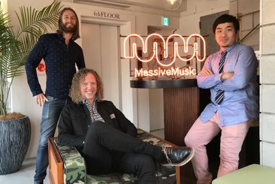 マッシブミュージックが、アジアのハブに東京を選んだ理由