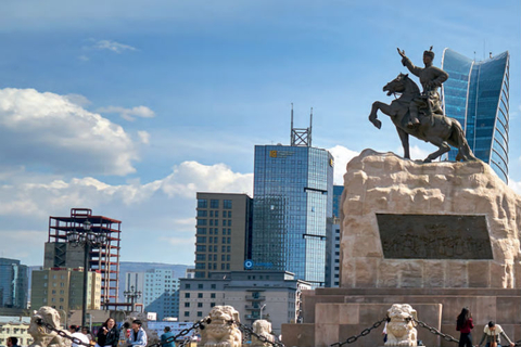 Hordes of investors charge Mongolian bond