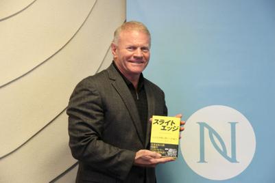 ネリウム、「究極のアンチエイジング」のヒットを日本で狙う