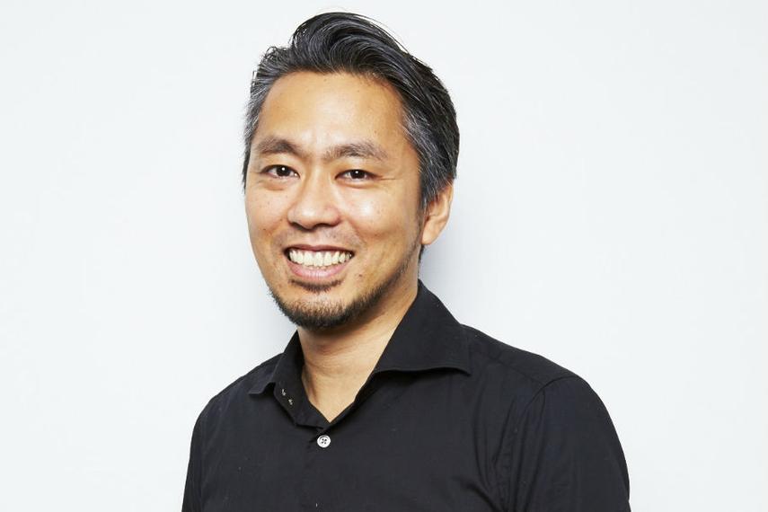 渡辺英輝氏