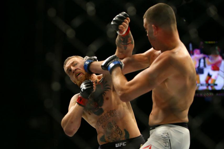 DAZNはアメリカの総合格闘技「UFC」のコンテンツも配信する。