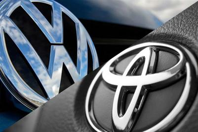 排ガス不正問題を乗り越え、VWが販売台数首位に