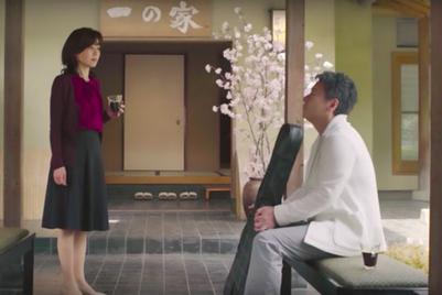 中年層の感情をゆさぶるネスレ日本のショートフィルム