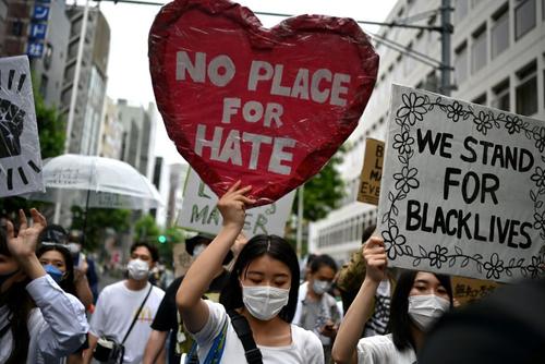 アジアのブランド、BLMに沈黙