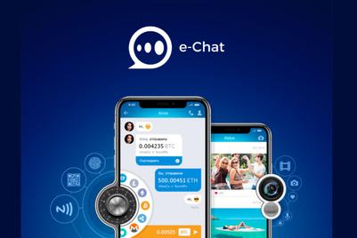 注目を集める匿名メッセンジャー「E-チャット」- ICOの第一段階は1週間以内に終了