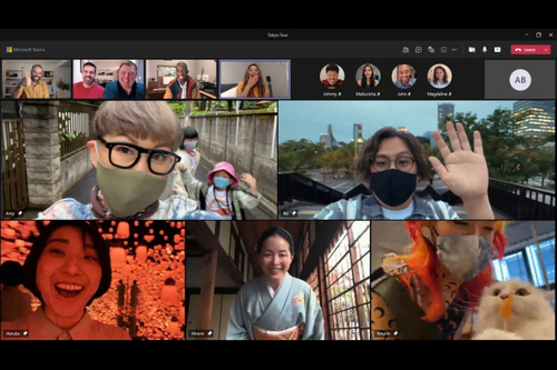 「ようこそ東京へ」 マイクロソフトの五輪期間キャンペーン