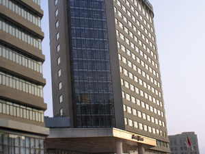 Howard Johnson Caida Plaza Shanghai