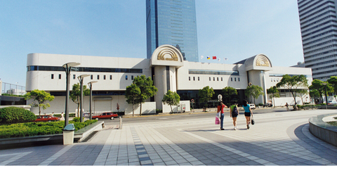 Intex Shanghai (Shanghai International Exhibition Centre)
