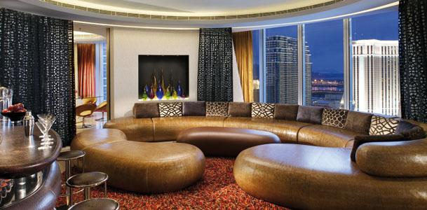 Luxury suites for Macau events
