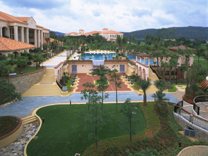 Hillview Golf Resort Dongguan