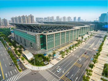 Suzhou jinji lake international convention centre cei asia - Hangzhou congress center ...