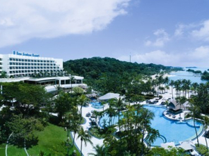 Shangri-La's Rasa Sentosa Resort & Spa, Singapore