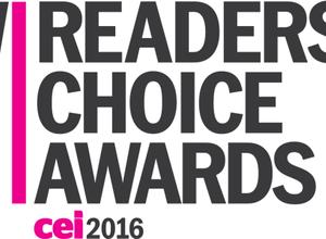 CEI Readers' Choice Awards winners announced