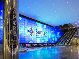 Suntec hosts first-to-Singapore events in 2017