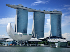 Sibos returns to Singapore