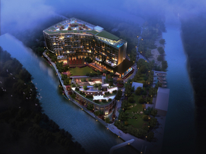 The Anandi Hotel and Spa