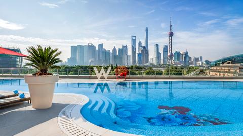 W Shanghai – The Bund