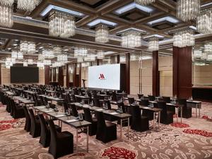 Hong Kong SkyCity Marriott Hotel unveils new Grand Ballroom