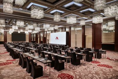 Hong Kong SkyCity Marriott Hotel unveils new Grand Ballroom