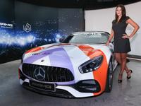 Brand building: Mercedes-AMG honours Chester Bennington in Hong Kong