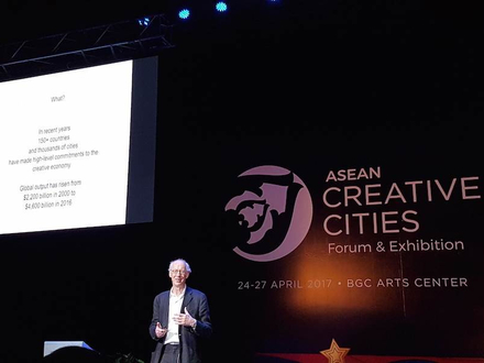 3 lessons from the ASEAN Creative Cities Forum